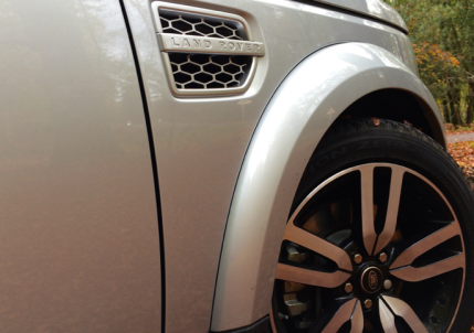 Range Rover Sport, Discovery 3 and 4 Spare Wheel Theft