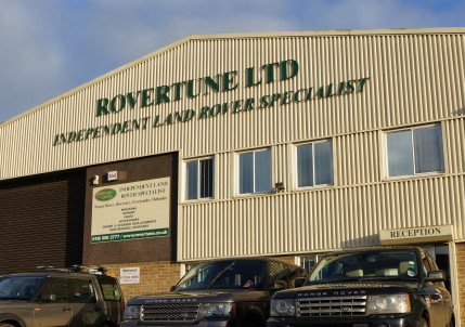 Job Vacancies at Rovertune Ltd