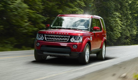 Rovertune authorised to use Land Rover Online Service History