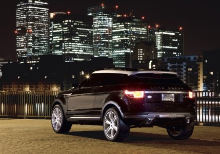 Theft of Land Rover Vehicles fitted with Keyless Entry Systems