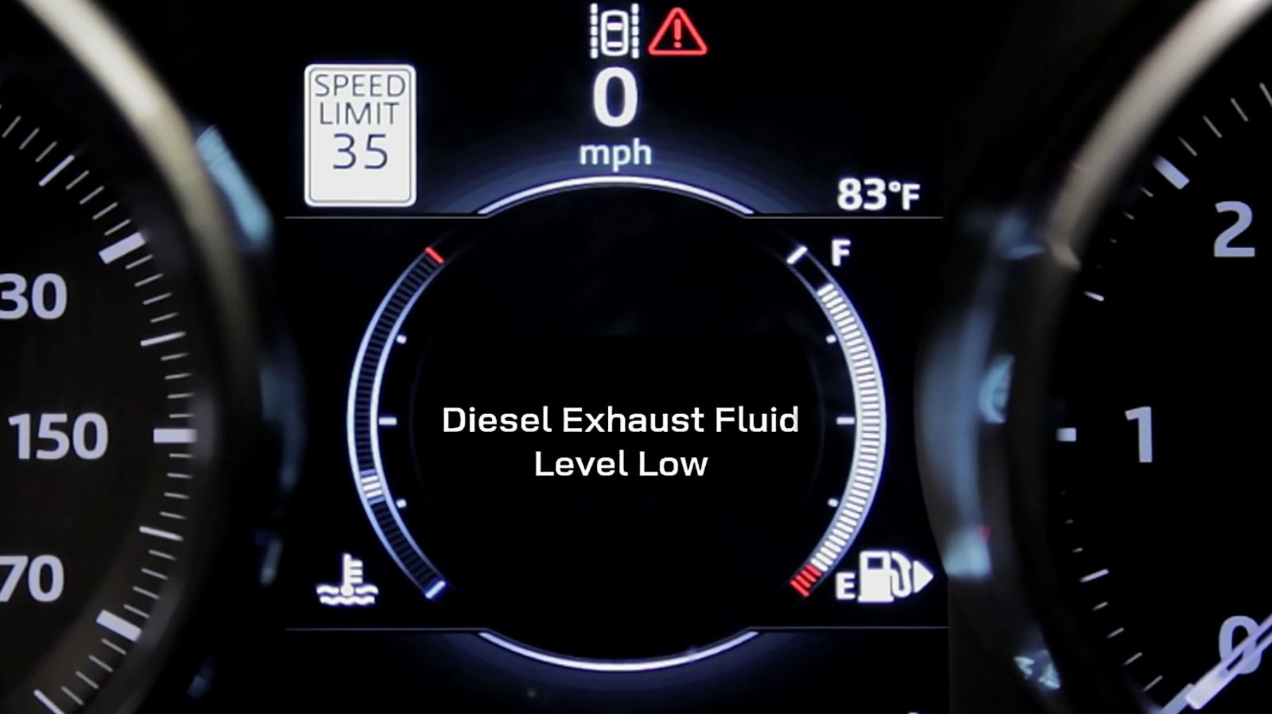 SCR Technology (AdBlue) - Diesel Exhaust Fluid (DEF