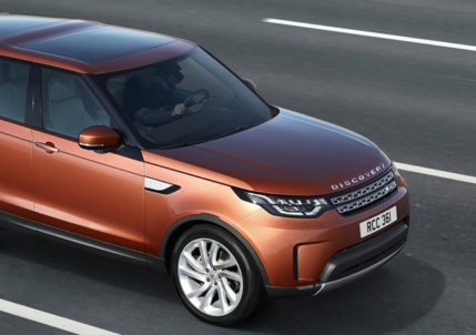 Land Rover announce the arrival of the New 2017MY Discovery