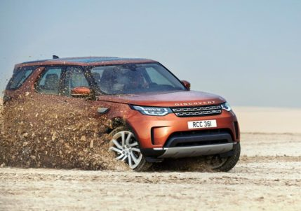 First review of the New Land Rover Discovery