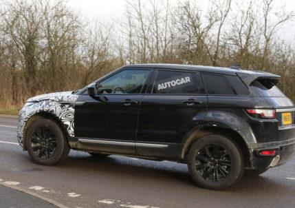 New MK2 Range Rover Evoque for 2018