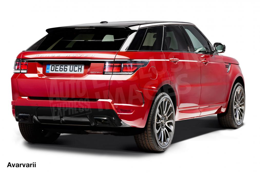 new range rover velar coupe to join brand 39 s suv line up. Black Bedroom Furniture Sets. Home Design Ideas
