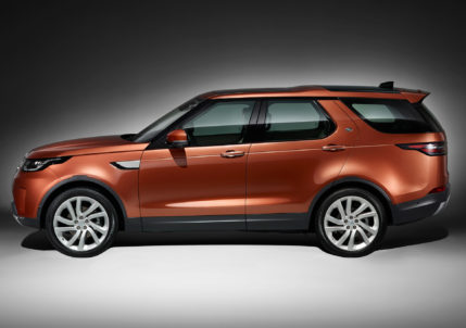 Land Rover add new engine and safety features for 2019MY Discovery
