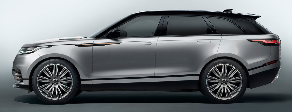 The New Range Rover Velar Tecnical Specifications