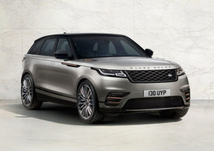 The New Range Rover Velar: Tecnical Specifications.