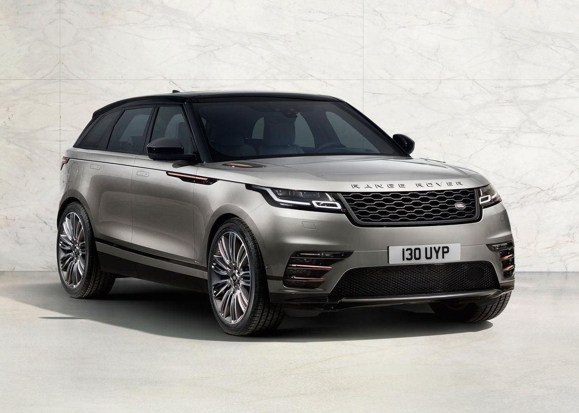 Range Rover Velar on Range Rover Engine Replacement