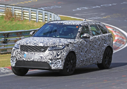 542bhp Range Rover Velar SVR to launch next year