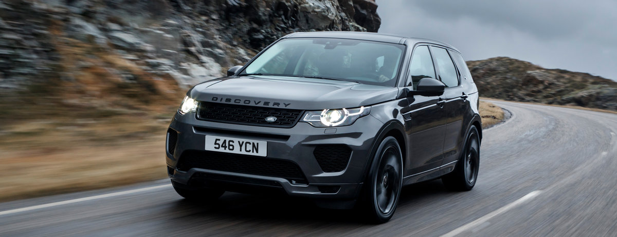 Land Rover Update The Discovery Sport For 2018 Rovertune