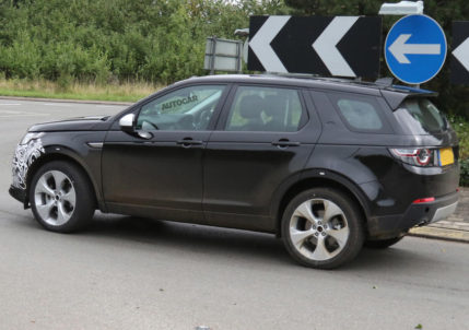 2018 Discovery Sport to get Hybrid option