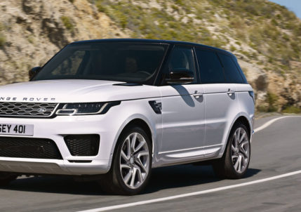2018MY Range Rover Sport updates and New PHEV Plug-in Hybrid: Vehicle Features