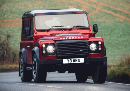 Land Rover Ltd Ed Defender V8 Works – 2018