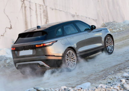 Range Rover Velar updated for 2019MY
