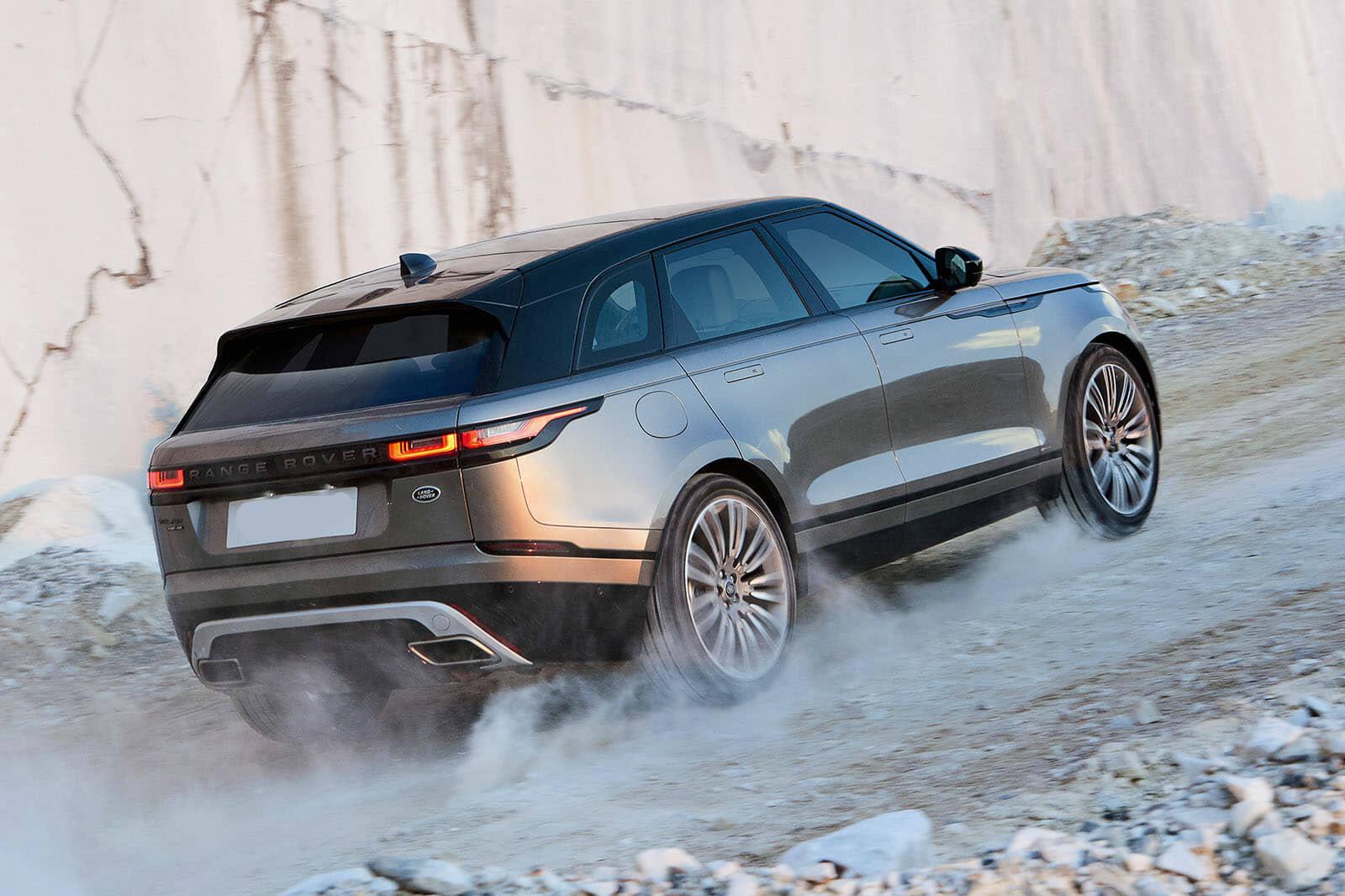 Range Rover Velar updated for 2019MY