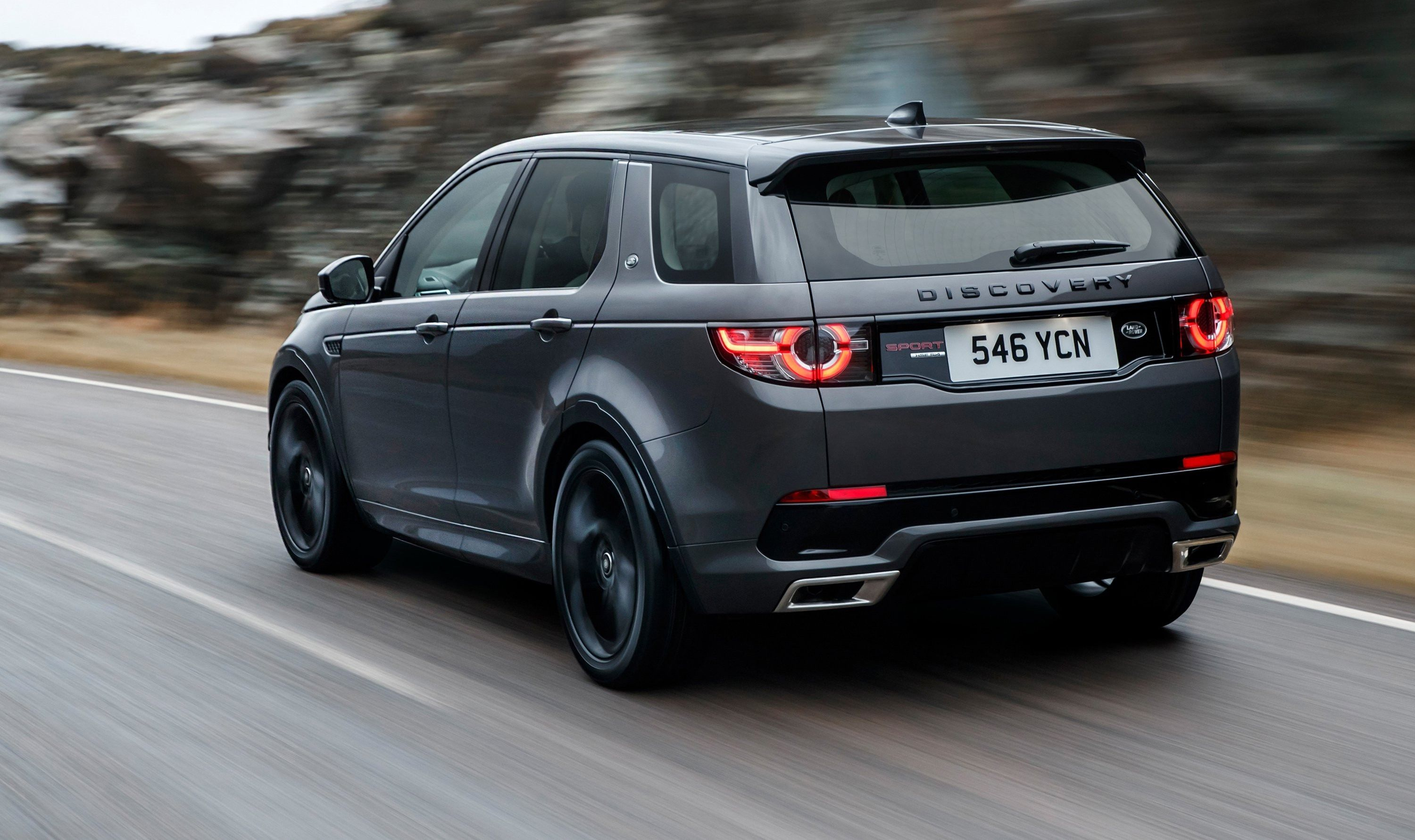 New Discovery Sport introduced for 2020MY with Mild Hybrid Drive Train