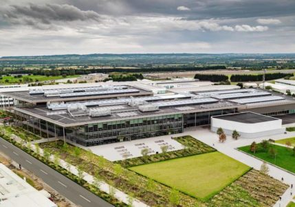 Jaguar Land Rover opens new facility in Warwickshire